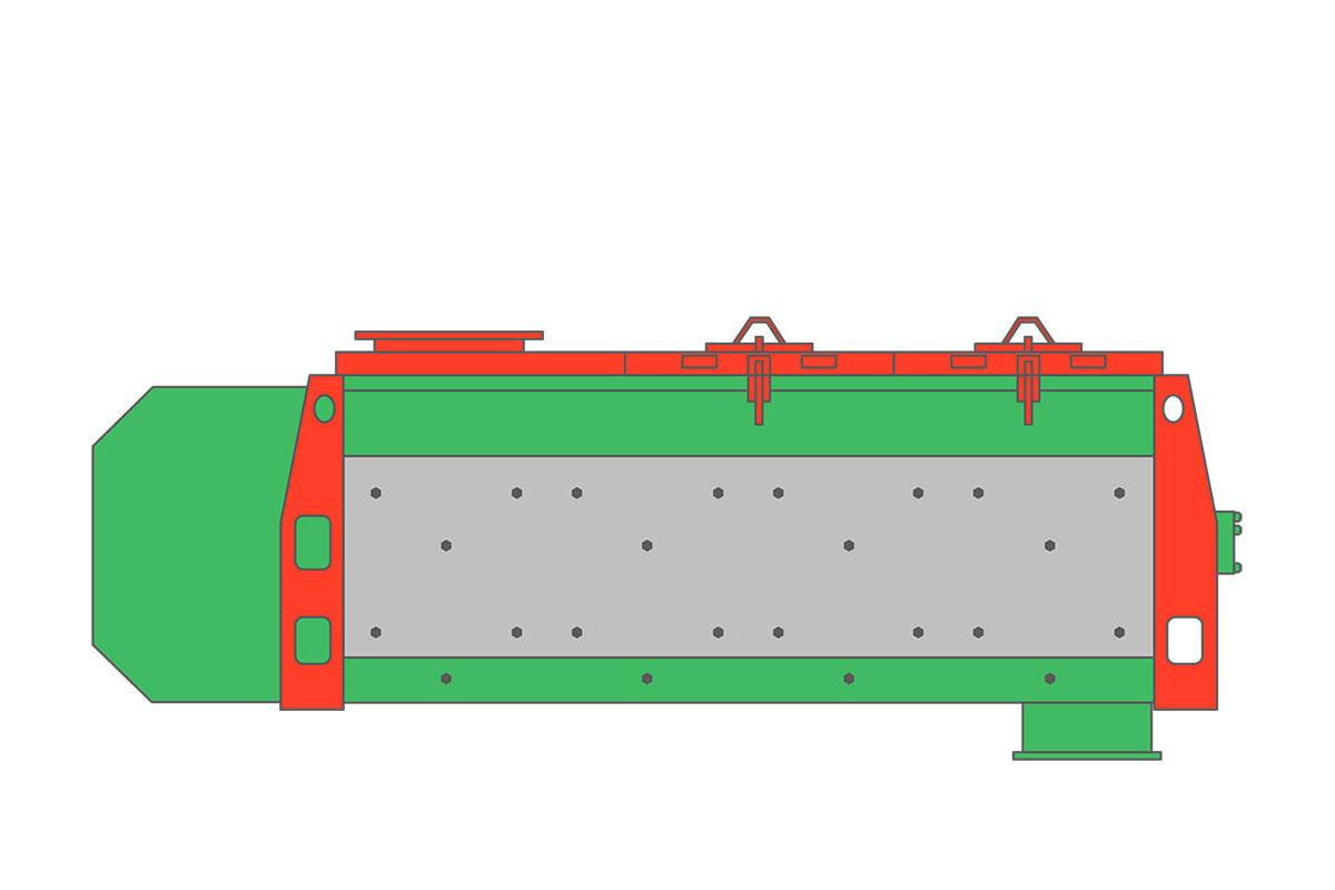 Непрерывные бетоносмесители C.M.