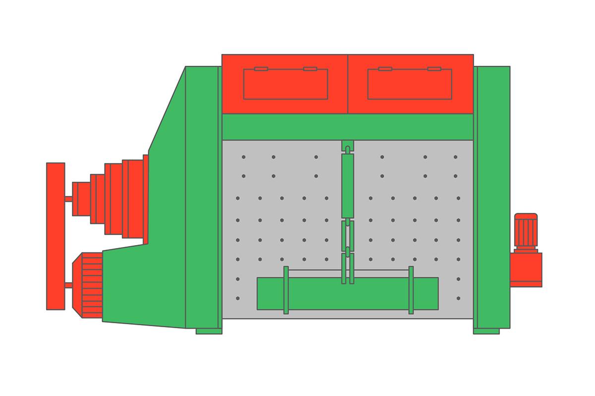Одновальные бетоносмесители C.M.
